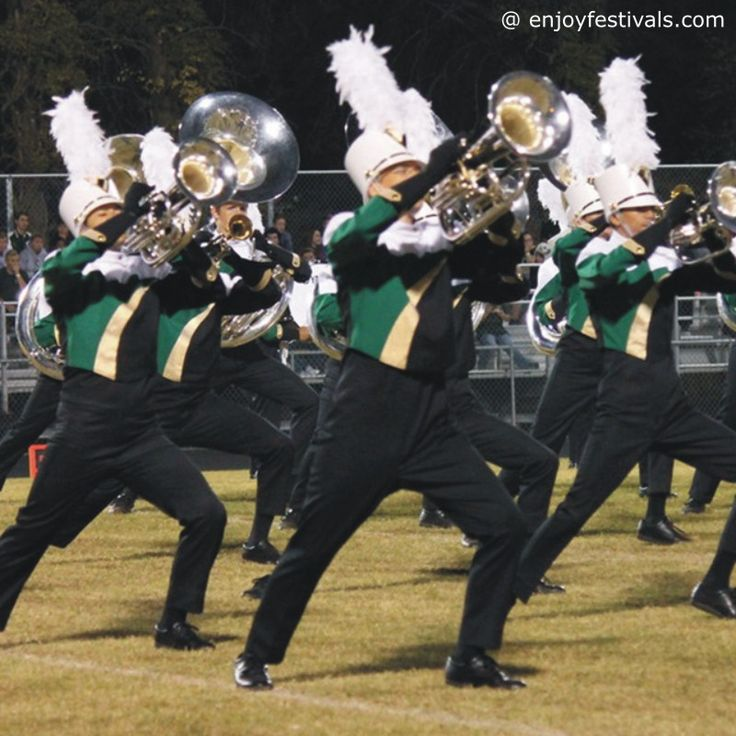 Cary Senior High School Marching Band - Macy's Thanksgiving Parade 2016