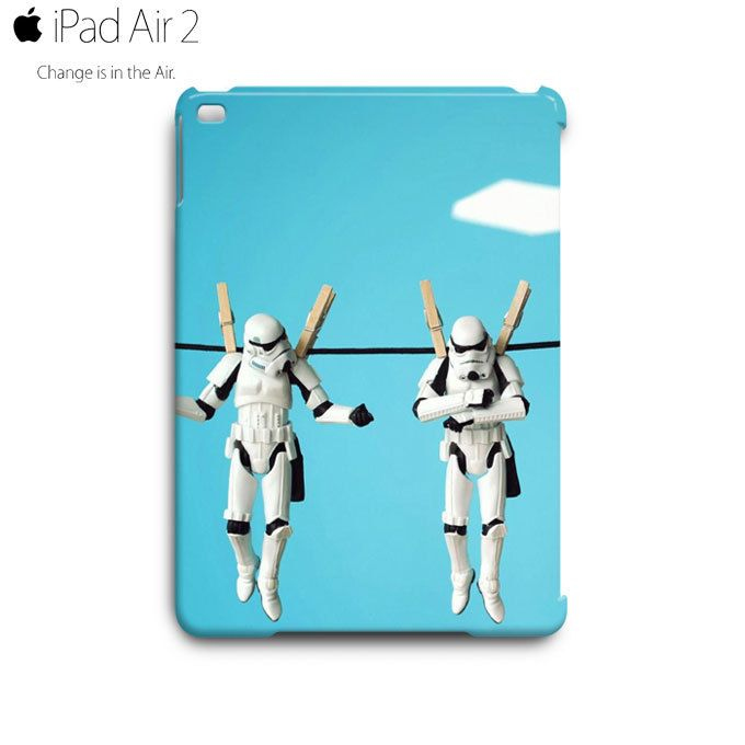 Star Wars Stormtrooper Hanging iPad Air 2 Case Cover Wrap Around