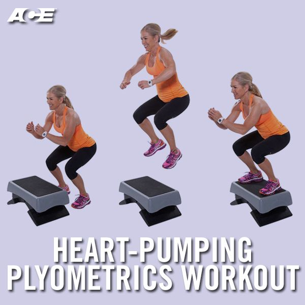 Plyometric Workout Challenge: Plyometric Training, Which Uses Explosive Movements To