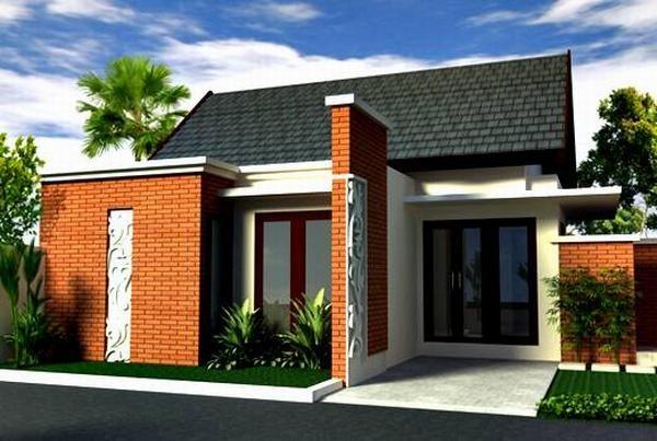 Rumah Minimalis Modern Tipe 60