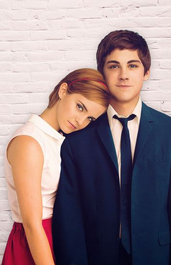 Emma Watson and Logan Lerman ♥ The Perks of Being a Wallflower