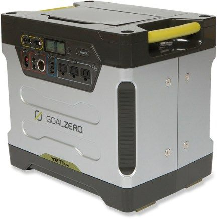 Goal Zero Yeti 1250 Solar Generator - $1,599.95 @ REI