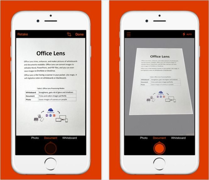 If you use a mobile device, a scanner app is a very useful app to have at your disposal. There are lots to choose from, but my go to app is Office Lens by Microsoft. It is available for iOS, Androi…