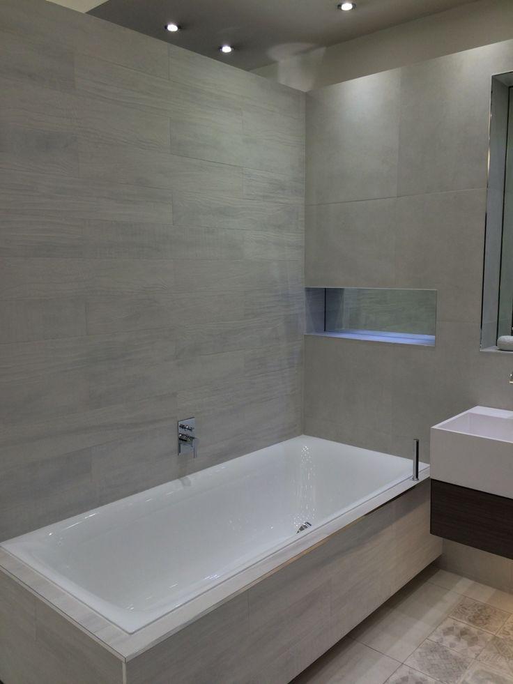 Love the tiles Tile & Bath