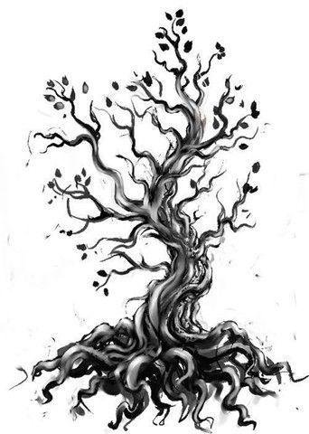 Tree Of Life Tattoo Designs For Women | 90 Nine Tattoo Designs - Tree Tattoo Designs [main]