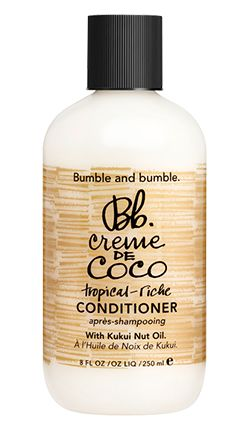 Coconut-based Beauty: bumble and bumble Creme de Coco Conditioner | CoastalLiving.com