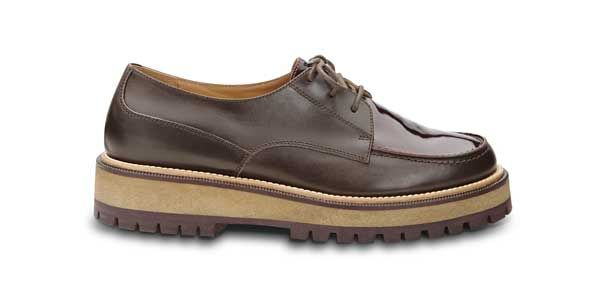 L'Autre Chose, le scarpe per bambini che sembrano provenire dal guardaroba del papà