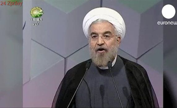 Írán obviňuje Trumpa z pomoci teroristům