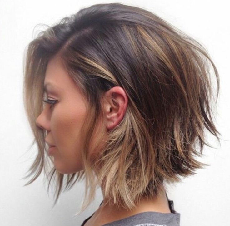 Love this cut #slob #sloppy #bob