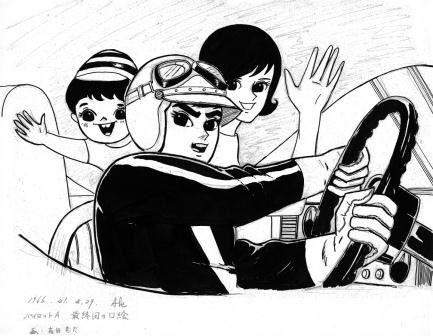 老舗アニメ制作会社の50年を紹介する『タツノコプロテン』、会場デザインは祖父江慎