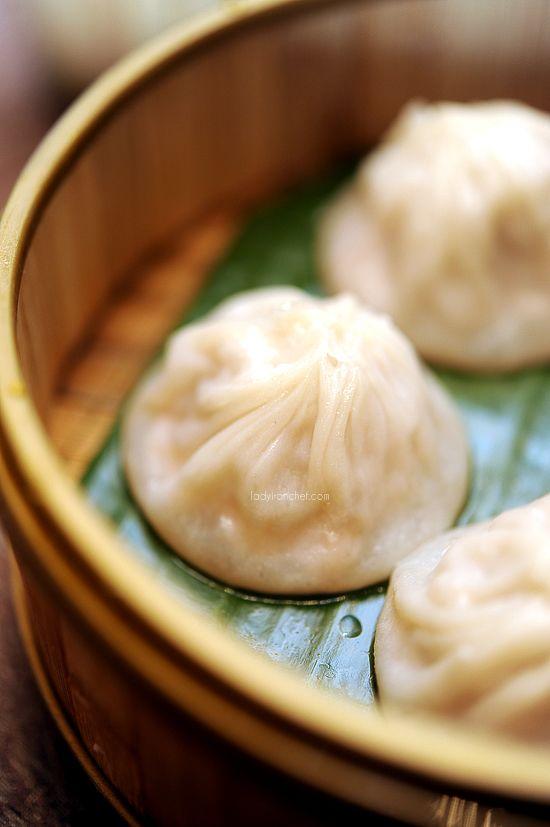 Xiao Long Bao. AKA soup dumplings. Breaking my rule about not pinning food, for the wedding.