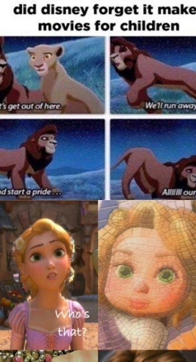 Top 28 Disney Memes Tangled Disney Memes Disney Cartoon Kids