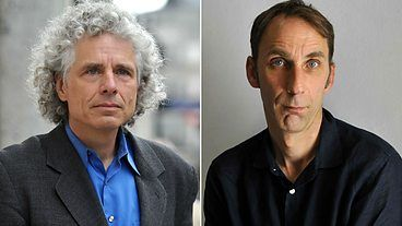 Steven Pinker's research at Harvard is into language and cognition. His new book The Sense of Style: The Thinking Person's Guide to Writing in the 21st Century explores the links between syntax and ideas.  Will Self experiments with language and literary form. Will Self's new book Shark links an incident in World War II with an American resident in a therapeutic community in London overseen by psychiatrist Zack Busner.  They join Matthew Sweet for a Free Thinking programme about language.