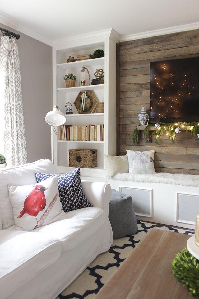 Image Result For Living Room Tv Wall Shelving