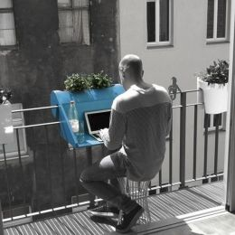 Balkonzept (Rephorm) Michael Hilgers - designjunky