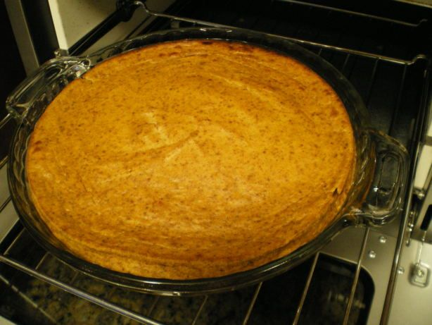 Crustless Low Carb Pumpkin Pie 1 1⁄2 cups fresh pumpkin or 1 (15 ounce) can pumpkin puree 3 eggs 3⁄4 cup Splenda Sugar Blend for Baking (see NOTE) 1⁄2 teaspoon salt 1 teaspoon cinnamon 1⁄4 teaspoon cloves or 1 3⁄4 teaspoons pumpkin pie spice 3⁄4 cup heavy cream or 3⁄4 cup light cream