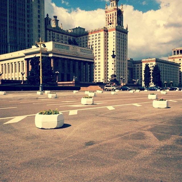 #архитектура #Москва #улица #город