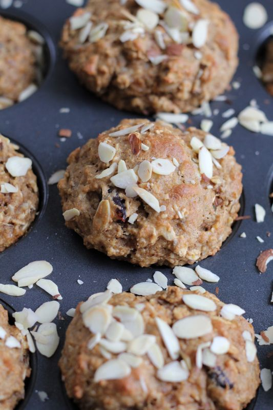 Packed with omega-3's, fiber and ingredients you can feel food about, these Coconut Almond Flaxseed Muffins are the perfect breakfast or on-the-go snack!