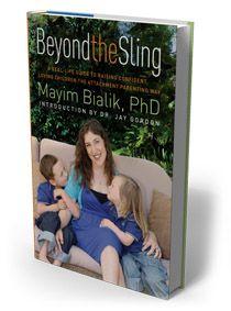 Attachment Parenting book ~ definitely worth reading!!