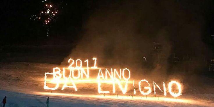 Buon 2017 da Livigno