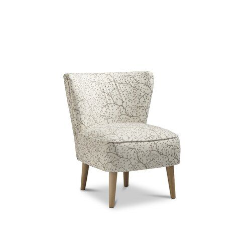 George Oliver Lockwood Cocktail Chair In 2020 Accent Chairs
