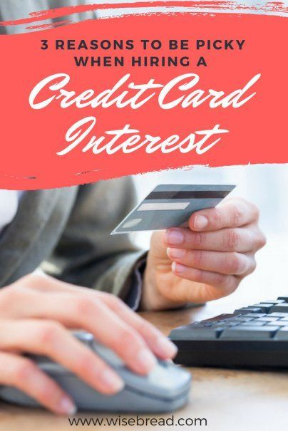 7 Times You Definitely Will Be Charged Credit Card Interest