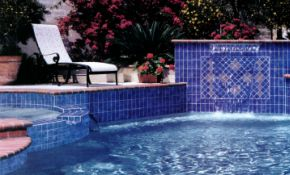 60 best images about pool tile ideas on pinterest sports logos blue tiles and pool steps for Swimming pool supplies los angeles