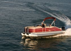 New 2013 - Bennington Boats - 2550 RSR