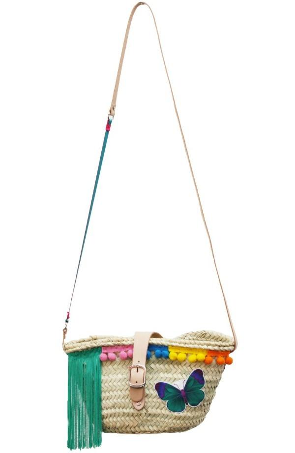 Mini capazos divertidos y de colores para combinar con zapatillas Crownis