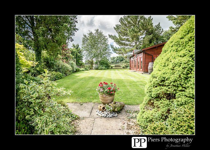 Studio and garden at PiersPhoto