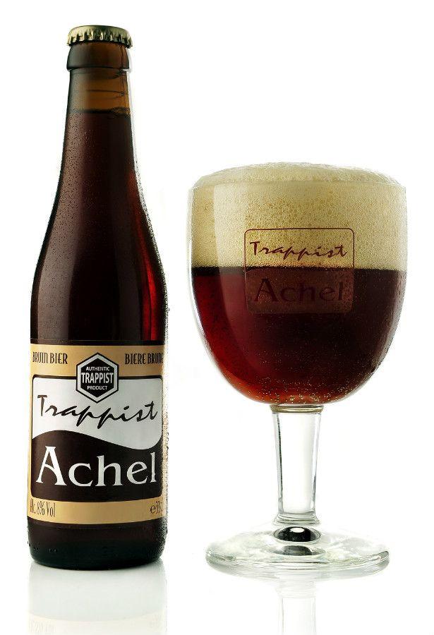Brouwerij der Trappistenabdij De Achelse Kluis -  Achel 8 Bruin(Strong ale) 8,0% pullo