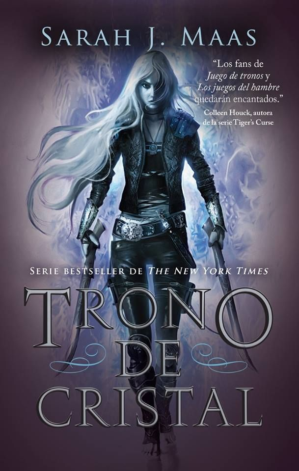 Trono de cristal (Trono de cristal, 1) - Sarah J. Maas [nueva edición mexicana]