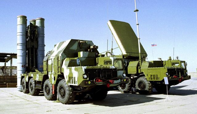 Israel says will act to prevent S-300 missile systems from becoming operational...MAY 30, 2013