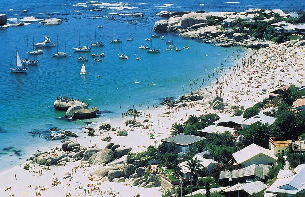 SA Tourism - Clifton Beach