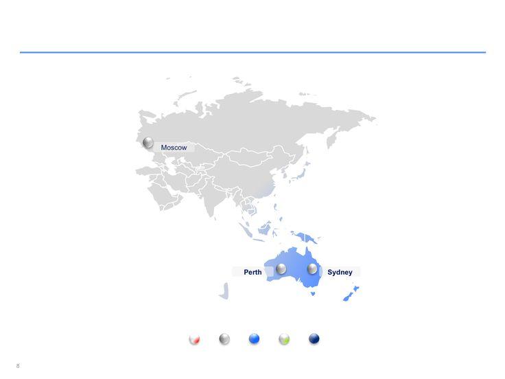 Descarga ahora Mapas de Asia Pacífico editables en Power Point