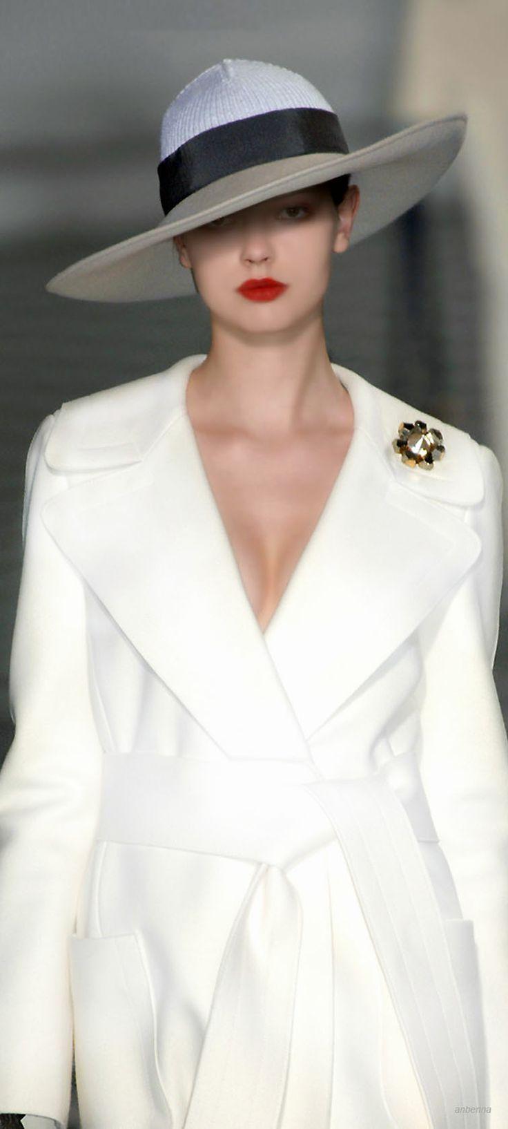 Marc Jacobs hat & coat
