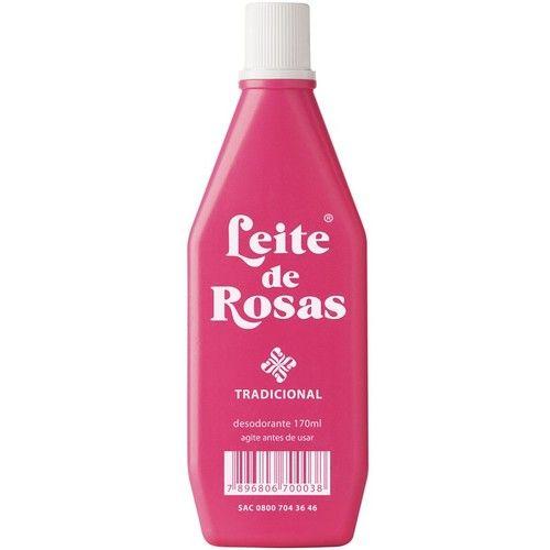 @isabellegeneva Leite de Rosas Tradicional - 170ml