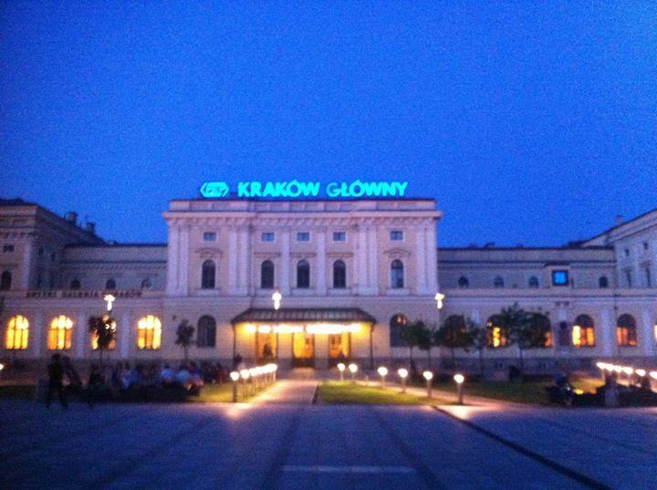 Kraków Główny in Kraków, Województwo małopolskie