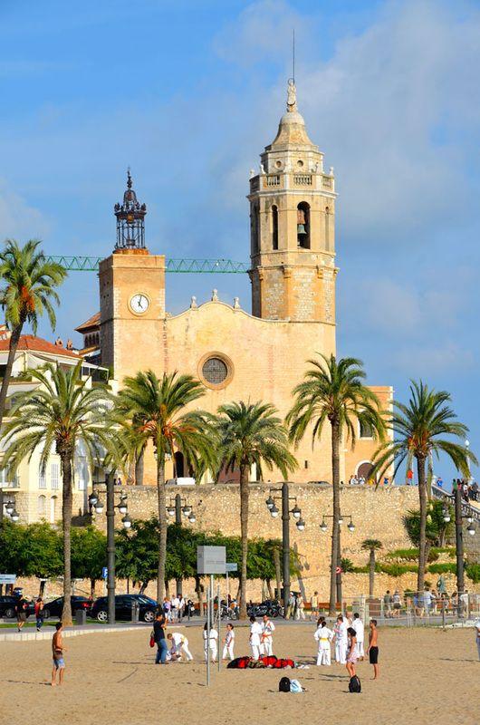 Sitges, Barcelona    www.liberatingconsciousness.com