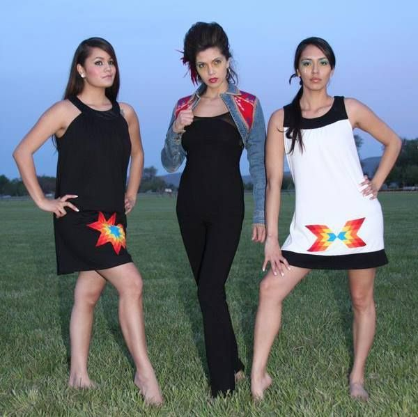 Mildred Carpenter designs (Lakota) https://www.facebook.com/pages/MILDJ-Native-Fashion/132852432758