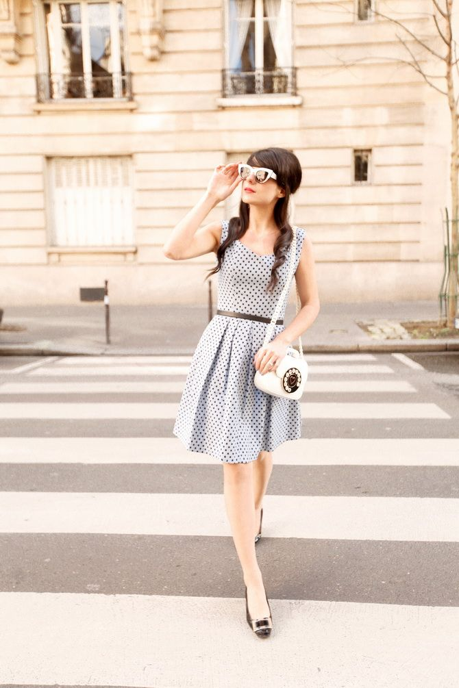 What I'd Wear: The Outfit Database (source: The Cherry Blossom Girl )