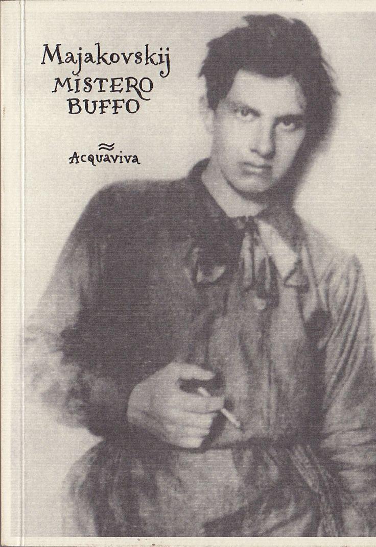 Mistero buffo - Vladimir Majakovskij