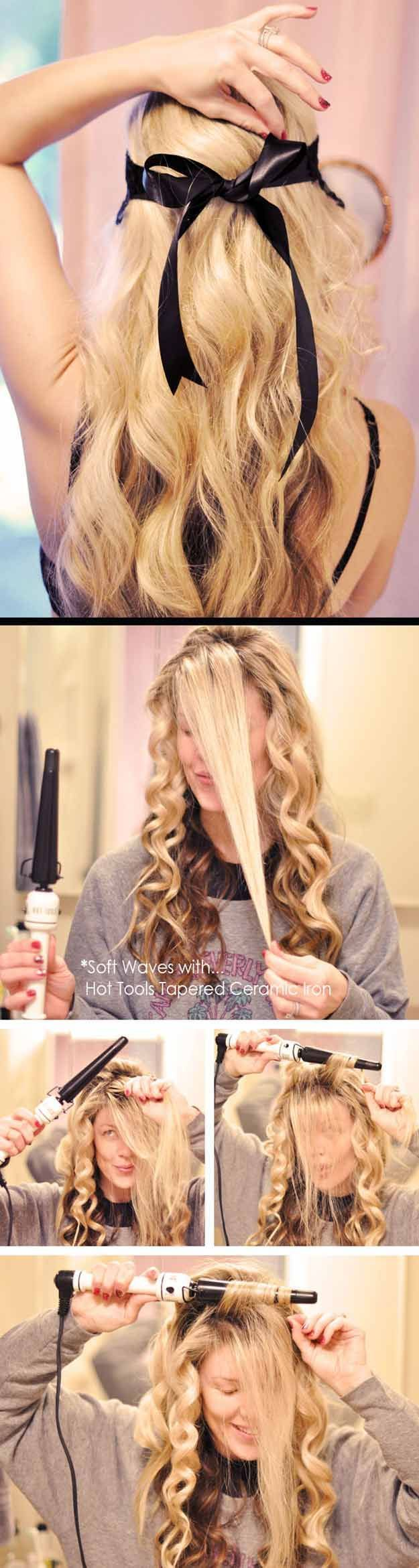 how to keep my hair wavy