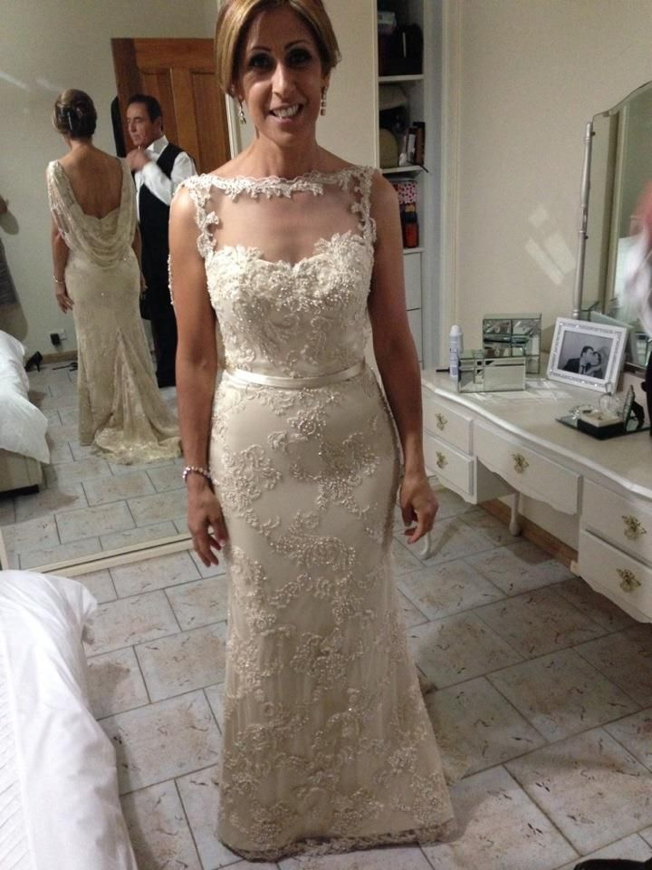 Affordable wedding dress designers uk national lottery
