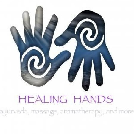 64 best holistic logos images on pinterest for Healing hand tattoo