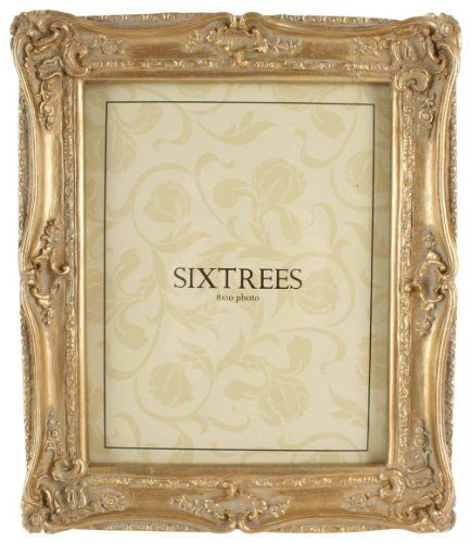 Gold Chelsea Resin Photo Frame 8x10 by Sixtrees Sixtrees http://www.amazon.co.uk/dp/B00HPS8RKU/ref=cm_sw_r_pi_dp_5g6Ywb1BGR3FH