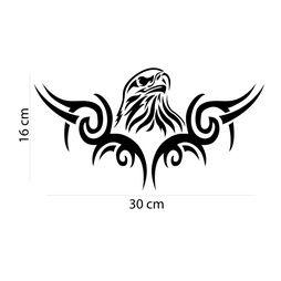 En örn Väggdekor dekal vinyl 16 x 30 CM