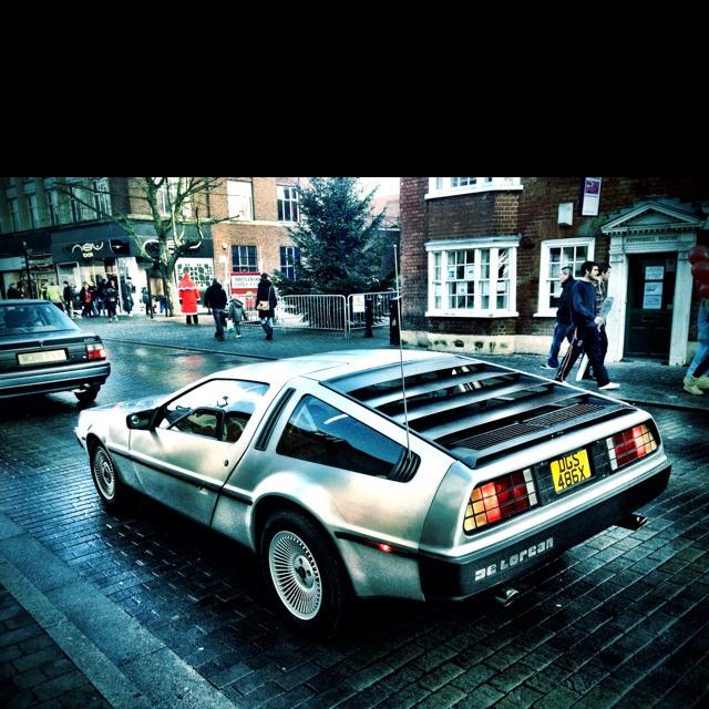 own DeLorean