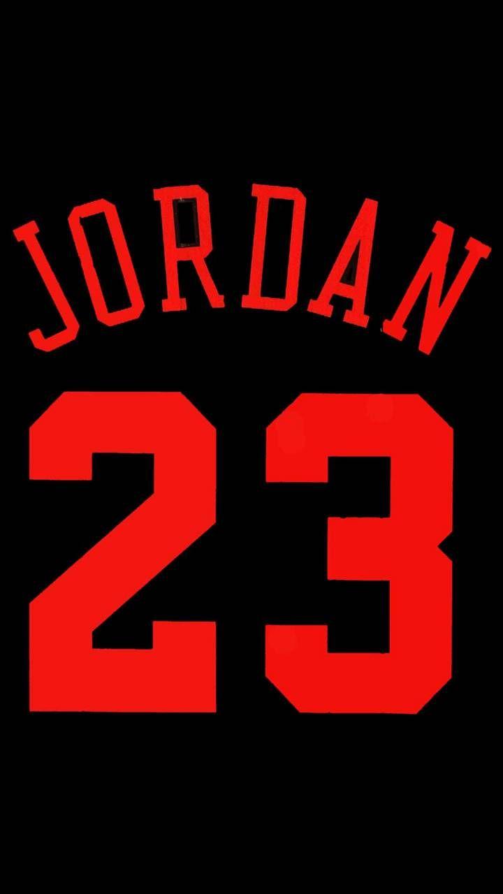 jordan | Number 23 | Jordan logo, Jordan logo wallpaper