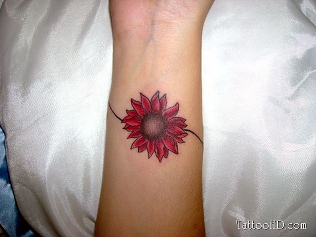 Best 25 flower wrist tattoos ideas on pinterest little for Delicate wrist tattoo designs